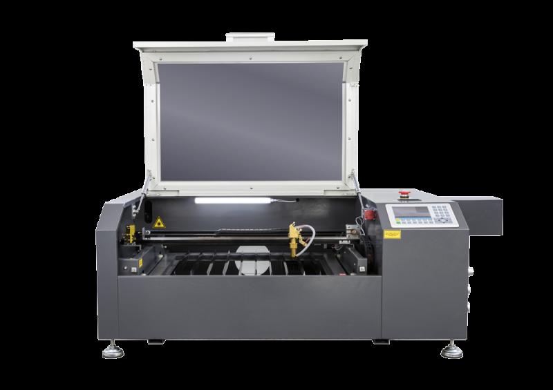 Laserowa maszyna biurkowa CO2 LITE2plus 60 x 40 cm