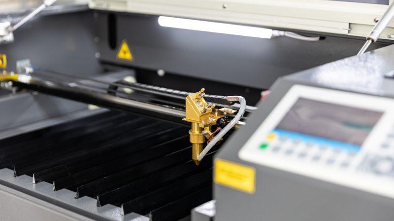 LITE2plus Biurkowa wycinarka laserowa CO2 60 x 40 cm