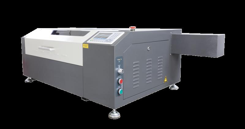 LITE2plus Pulpitowa maszyna do grawerowania laserowego CO2 60 x 40 cm
