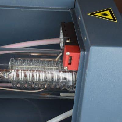 MQ CO2 laser machine laserbuis