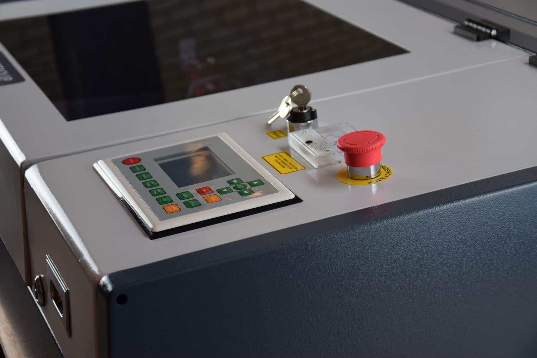 MQ4040 LITE series user interface