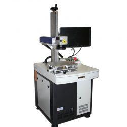 Faser-Lasergravurmaschine des offenen Tisches