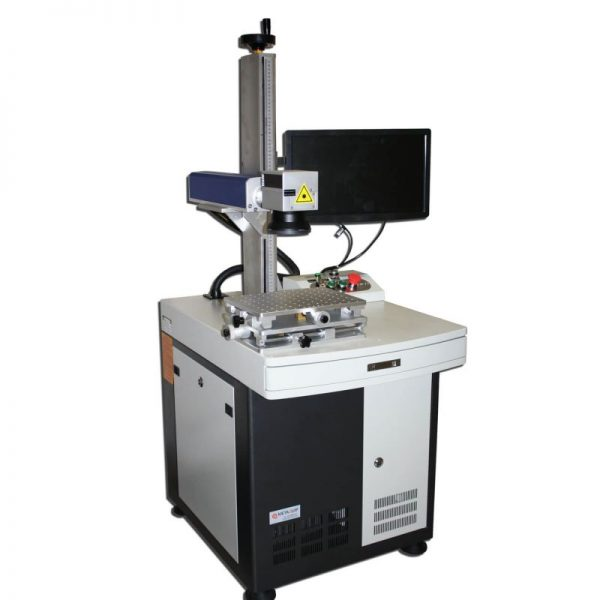 Open table model fiber laser engraving machine
