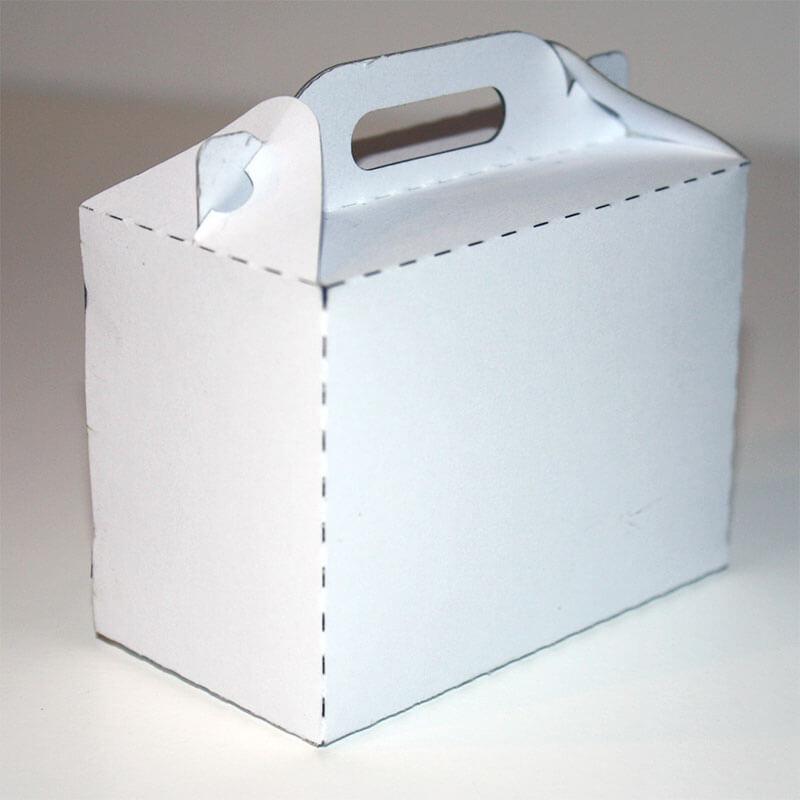 Karton lasersnijden