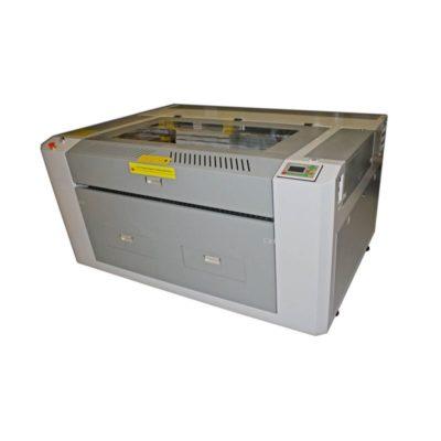 High-speed CO2 lasersnijder & graveer machine