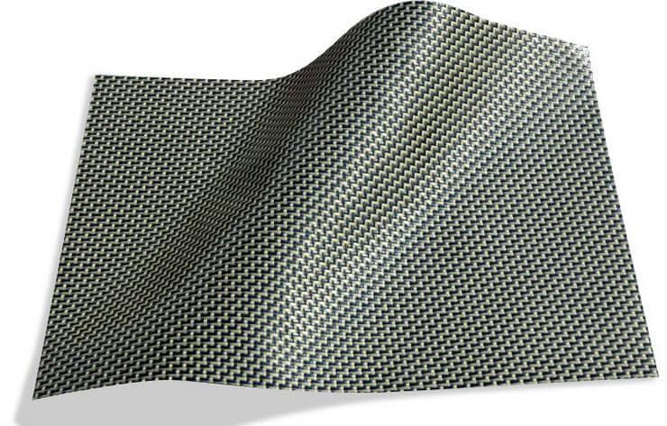 découpe laser textile kevlar
