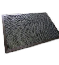 Honeycomb bed voor CO2 laser