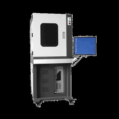 Fiberlaser - metaal graveer machine