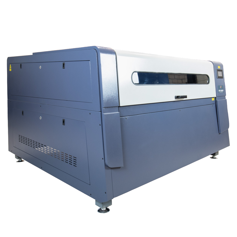 MQ1390C Combi High-Power CO2 metaal, hout, acrylaat lasersnijder