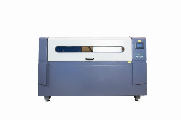 MQ1390C High-Power CO2 Combi metaal hout kunststof lasersnijder voorzijde