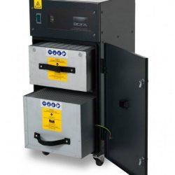 Przemysłowy filtr powietrza BOFA NANO