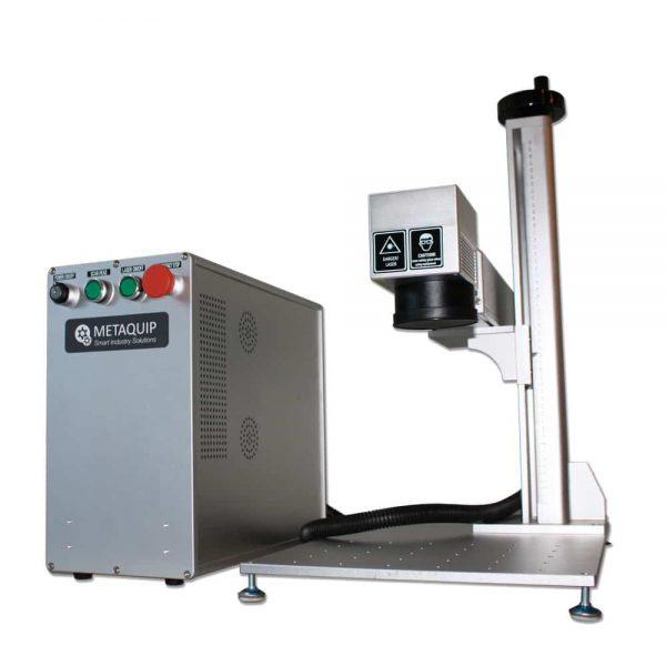 Portable fiber laser