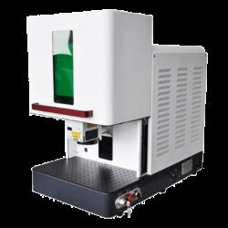 Geschlossene Tischlaser-Lasergraviermaschine