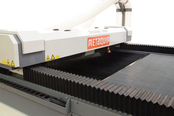 Open bed portaal laser machine