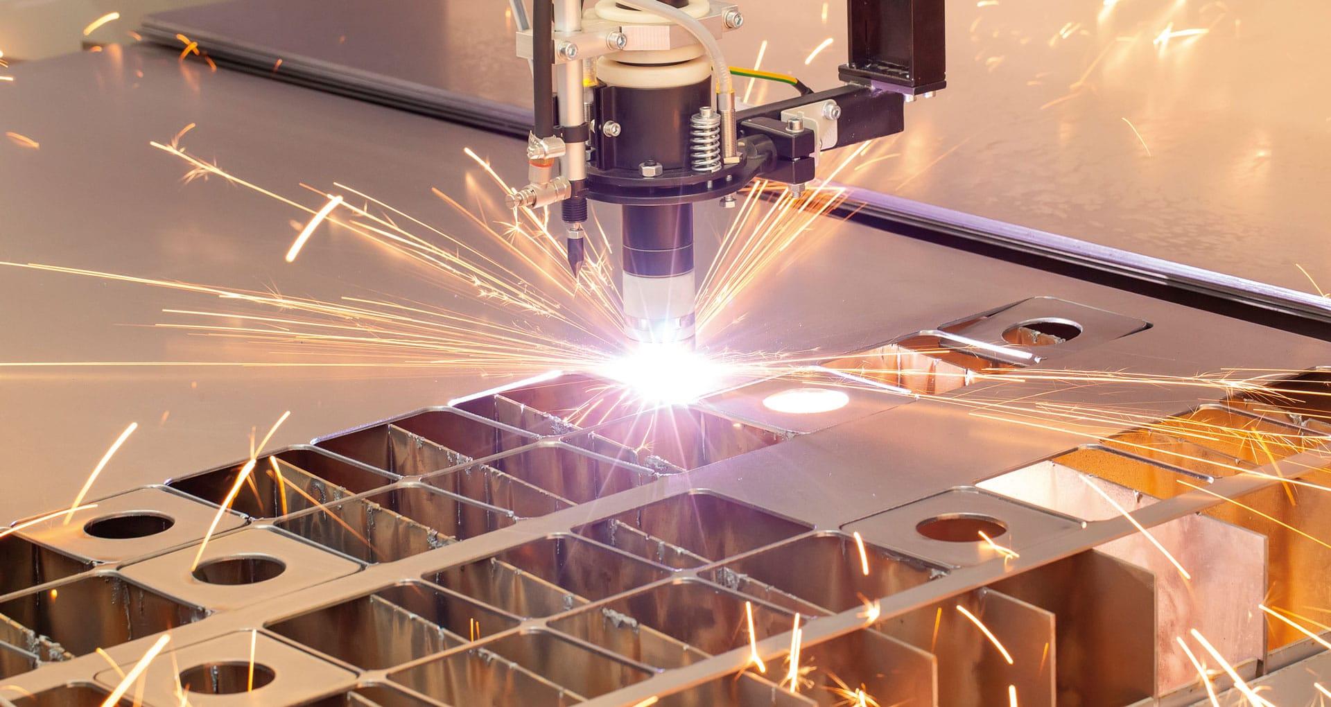 Lasermaschinen-Training
