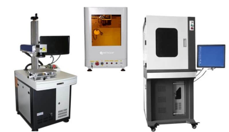 technologia obróbki metali szlachetnych za pomocą lasera