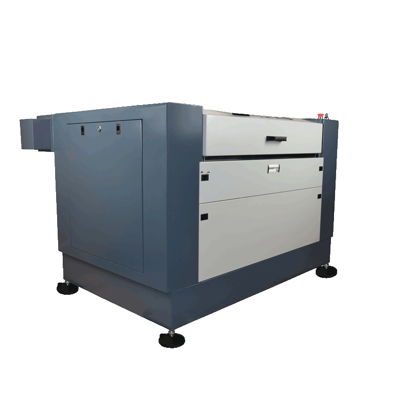 CO2 laser machine - PRODUCTION series