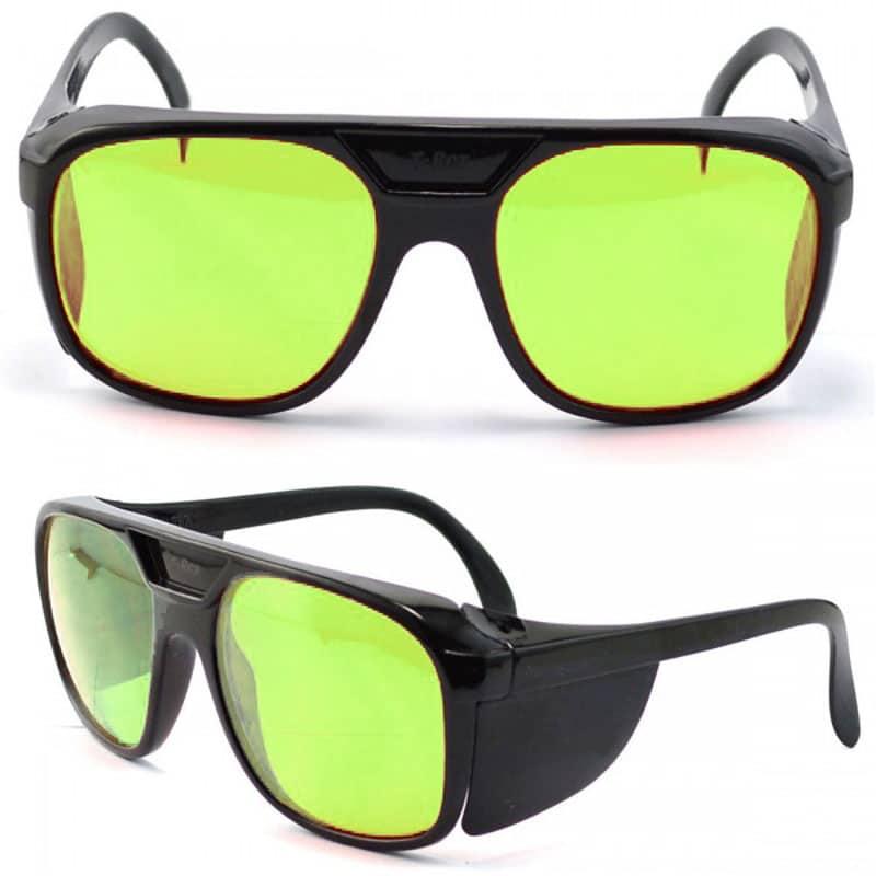 Fiberlaser veiligheidsbril