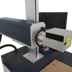 High-Speed CO2 Galvo laser graveermachine