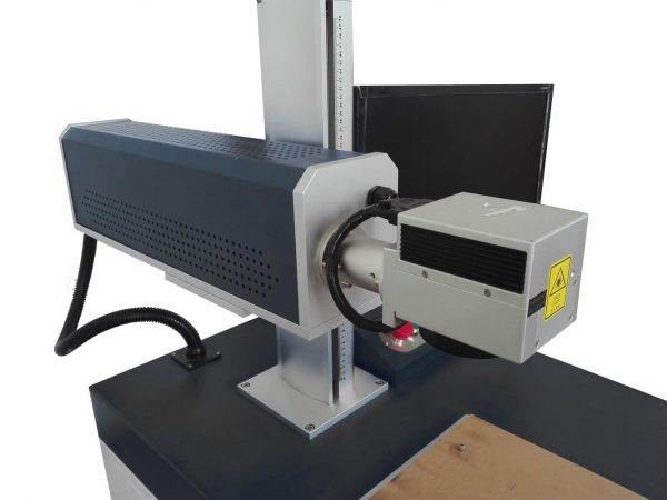 High-Speed CO2 Galvo laser graveermachine