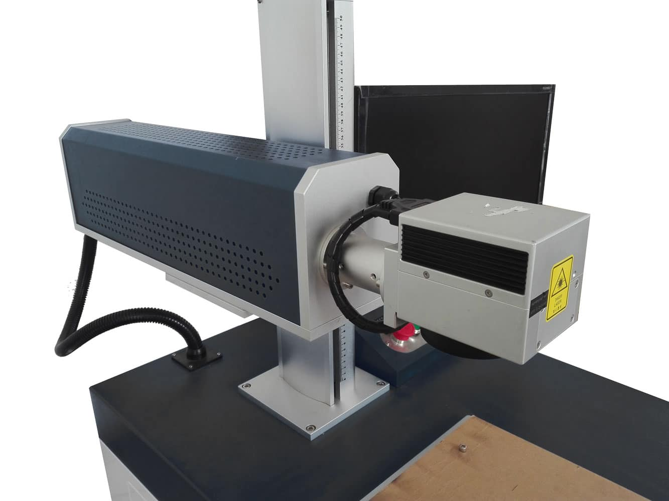 high-speed co2 galvo laser graveermachine - metaquip bv