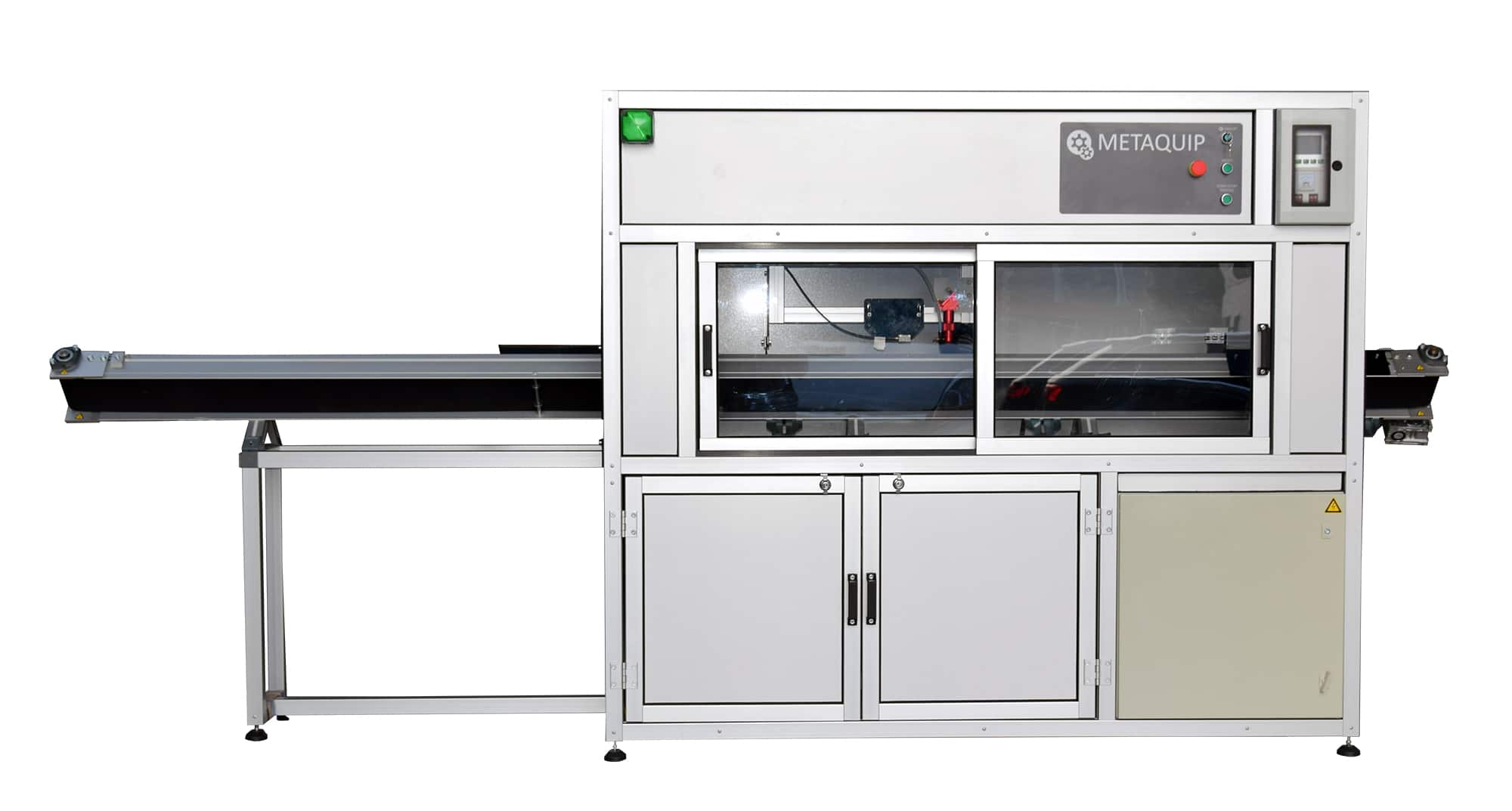MQS-3000 CO2 Sleeve Laserschneidmaschine
