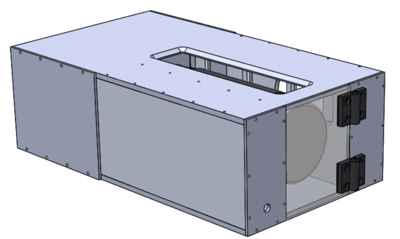 Volautomatische sleeve graveer machine
