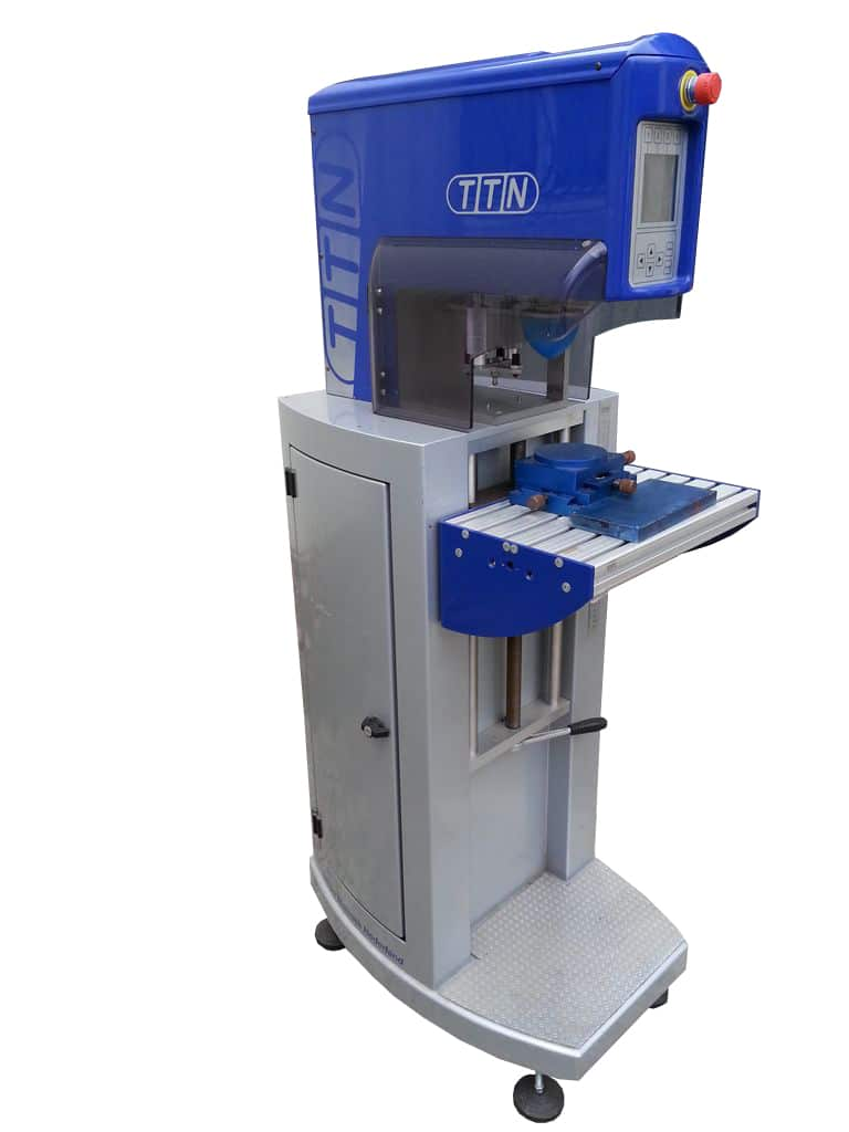 Tampo Machine for cliche printing