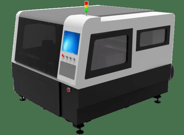 Fiber laser snijmachine