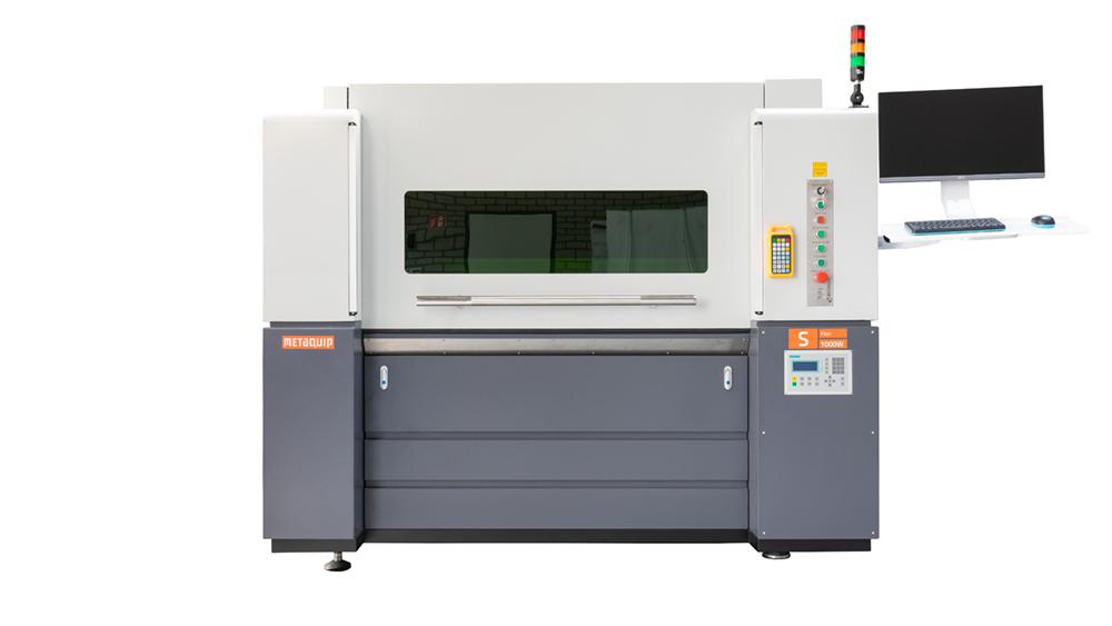 MetaQuip FC1390 metal laser cutter