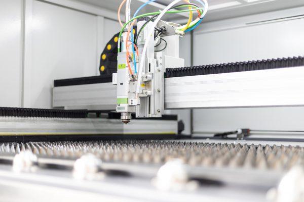 Laser head MetaQuip FC1390 metal laser cutter