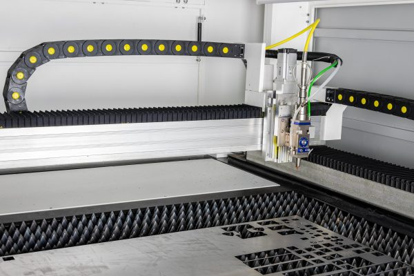 FC1390 Fiber laser cutting machine - Metal laser cutter
