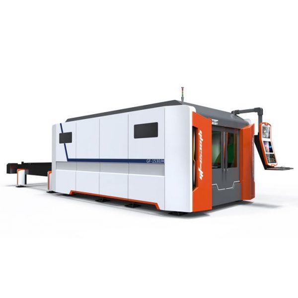 Fiber Metal laser cutter