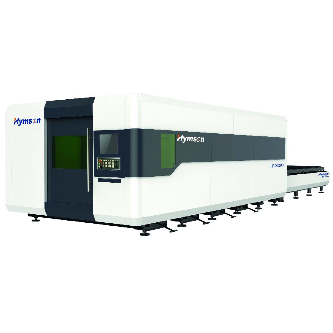 Fiberlaser Snijmachine voor lasersnijden van metaal