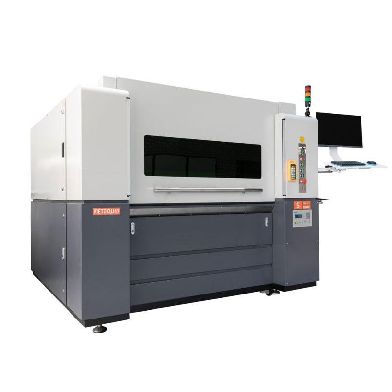 Cortadora láser de metal MQ-FC1390