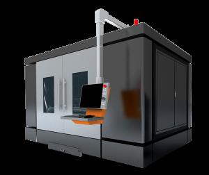 Fiber laser metal cutting machines
