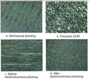 Oppervlakte ruwheid van laser snijden van metaal